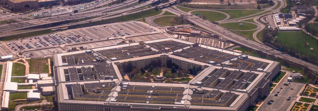 US Pentagon, Washington, DC